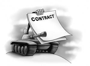 """""""contract breach"""""""